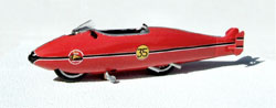 World's Fastest Indian - Burt Monroe's Indian Scout as raced at Bonneville