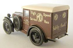 MG High Speed Van