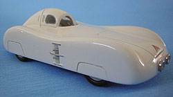 1954 Lloyd Roland Streamliner Class J Records Montlhery