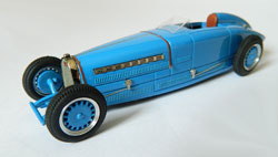 1932 Bugatti Royale Speed Record Project