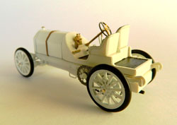 Touchwood Models 1904 Mercedes 90hp Baron Pierre de Caters