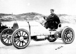 1904 Mercedes 90hp William K Vanderbilt Jr