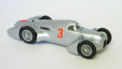 1935 Auto Union Type B Avusrennen May 26th Prinz zu Leininen