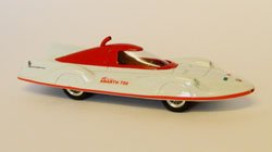 Gag Models 1957 Fiat Abarth 750 Monza Records